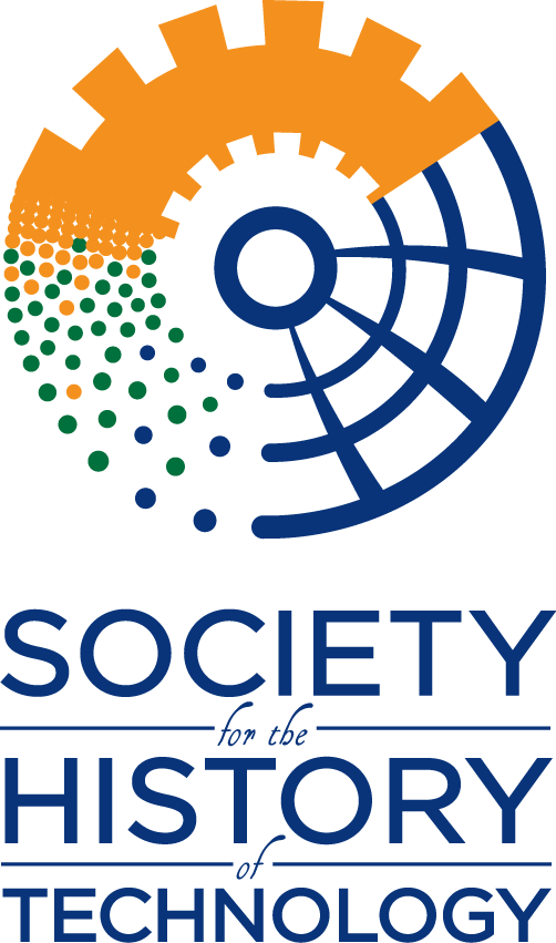 Logo of the Society for the History of Technology.